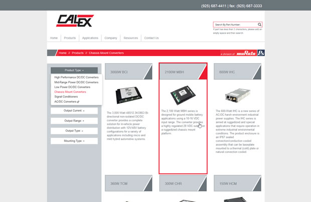 Calex Manufacturing