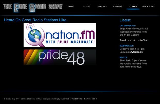 Edge Radio Show with Viz and Annie
